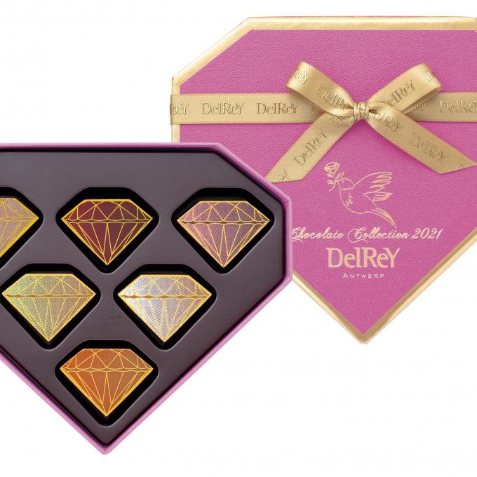 【予告】ベルギーの老舗高級チョコレート店〈デルレイ〉が登場!