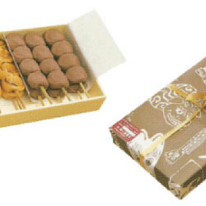 〈羽二重団子/焼き団子・餡団子〉<~日本のmono作り~クラフトマンシップフェア>