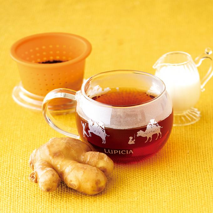 体温まるお茶