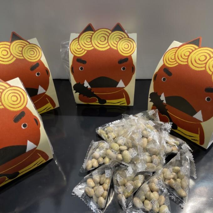 【和菓子 銀座あけぼの】節分 豆まきは決まりましたか。