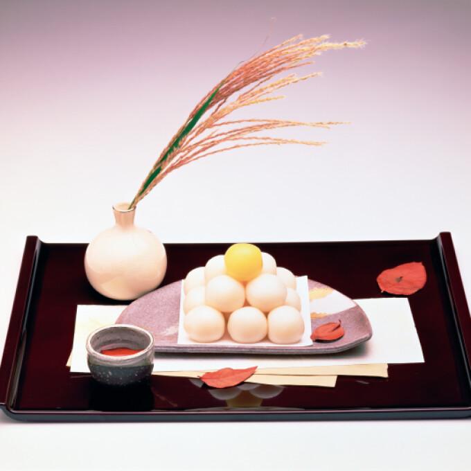 10月1日は中秋の名月 和菓子をたべよう!