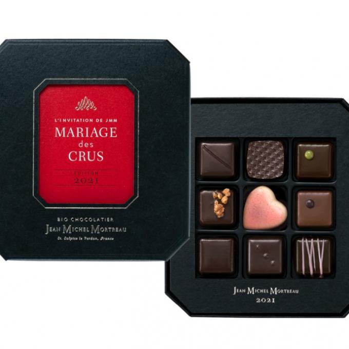 【予告】「世界で一番やさしいショコラを。」フランス〈ジャン=ミッシェル・モルトロー〉