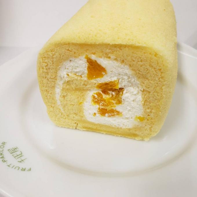 【京橋千疋屋】今週の週替わりロールケーキ