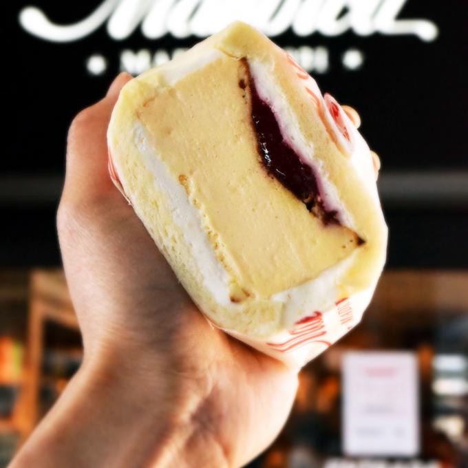【期間限定ショップ】SNSで話題沸騰!マヨルカの『バスクチーズケーキサンド』を限定販売いたします!