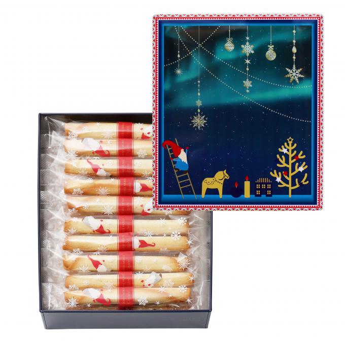 ヨックモックのクリスマス限定商品のご紹介🎄