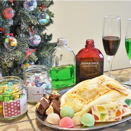 クリスマスの新商品!食べるだけじゃもったいない、飾って楽しいクリスマススイーツ!