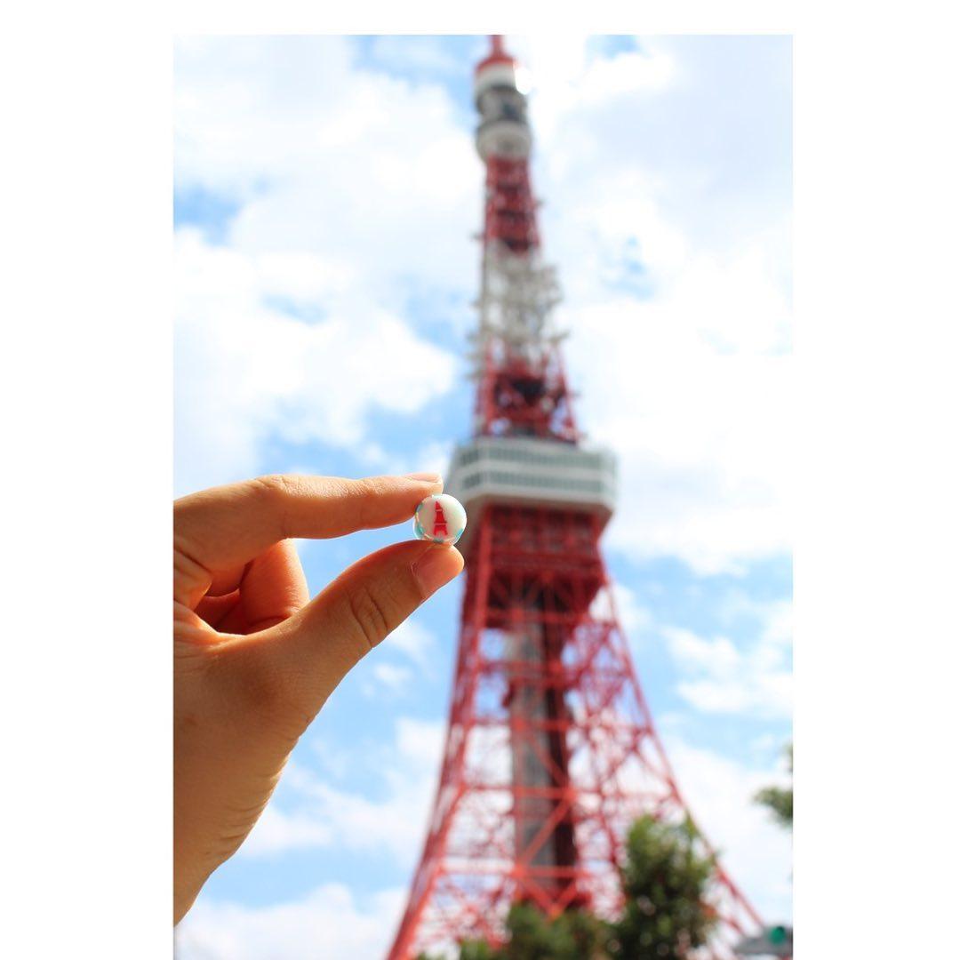 お土産にもピッタリ!東京タワー柄のキャンディ販売中✨