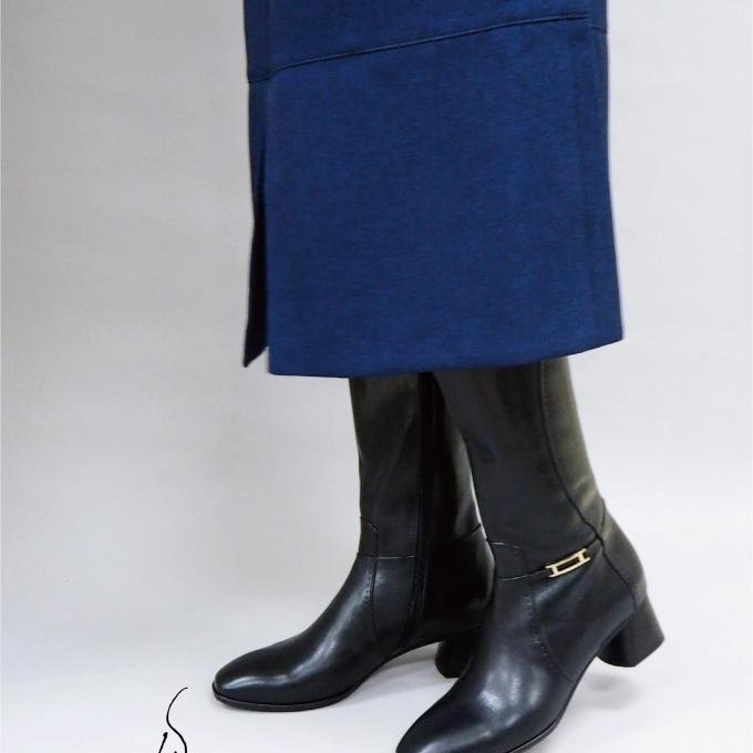 【この冬履きたいトレンドのロングブーツ】