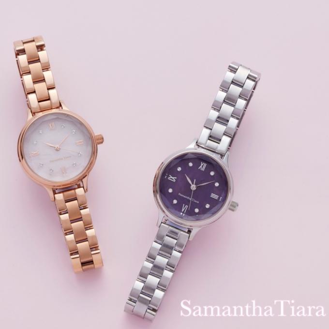 【おすすめ】天然石を使った上品な時計シリーズ🕰