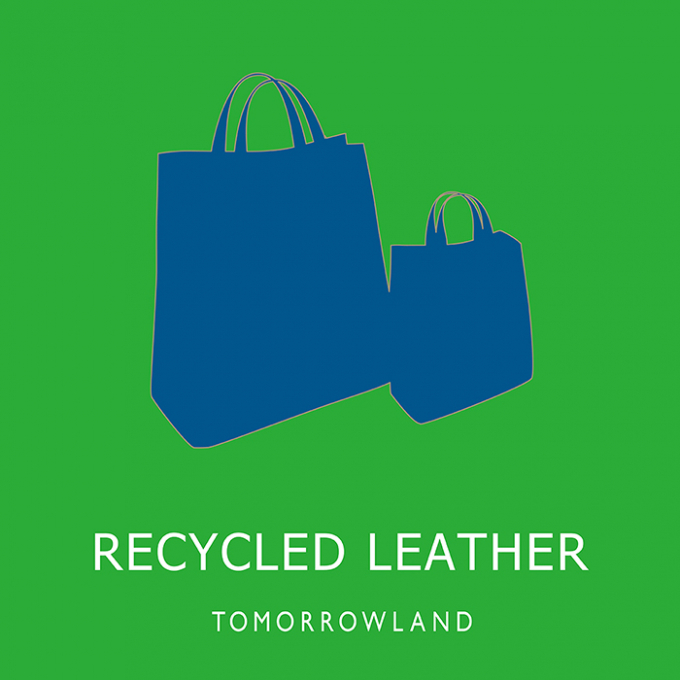 RECYCLED LEATHER COLLECTION