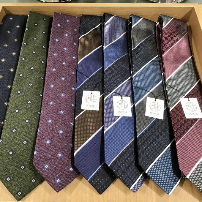 ネクタイも衣替えを![秋のおすすめ]ご紹介👔