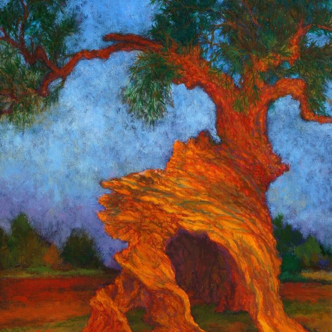 大 矢 邦 昭 絵 画 展  ―スペインの光―