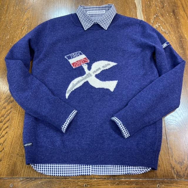 新作のセーターのご紹介