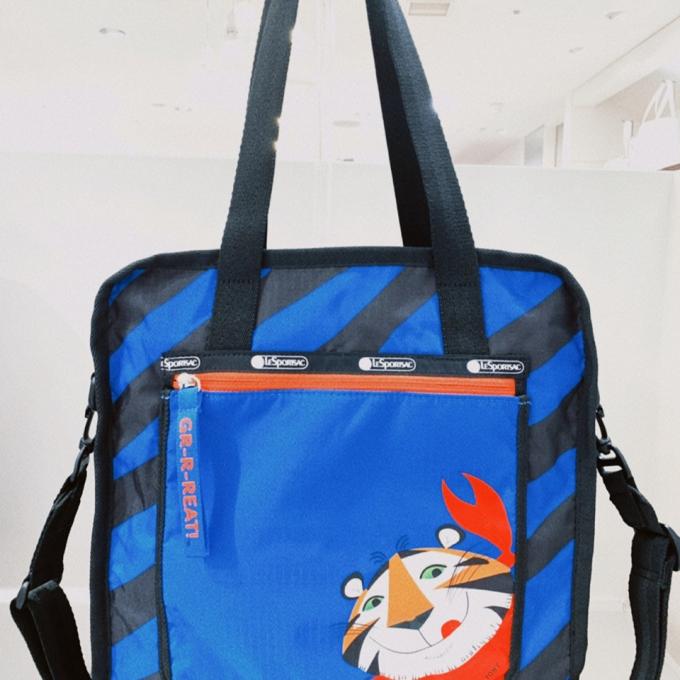 LeSportsac × Kellogg's 発売!