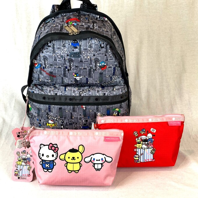 Hello kitty × 〈Lesportsac〉