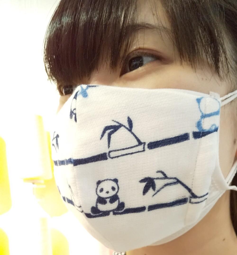 〈ミシン工房〉オリジナルマスクをつくりませんか。