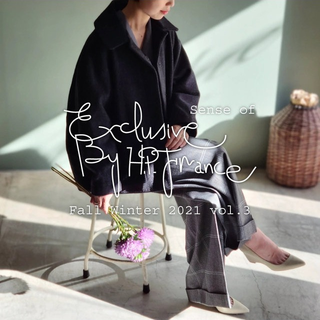 Sense of Exclusive By H.P.FRANCE vol.3