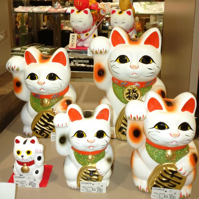 9月29日は「招き猫」の日