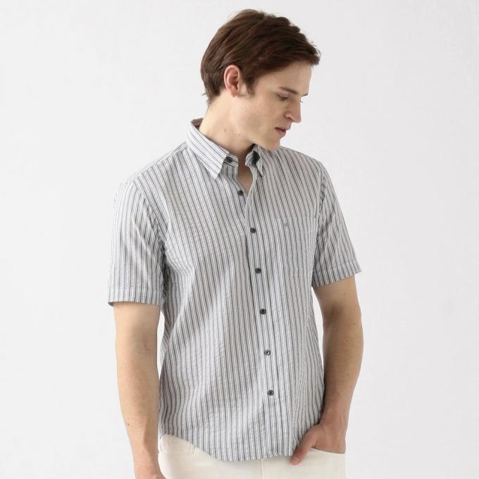 【アブード】JCソアロンサッカーストライプシャツ