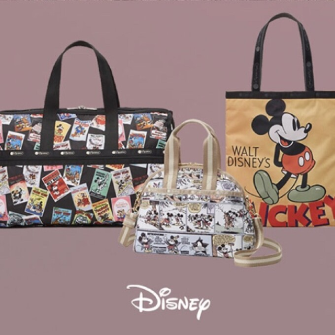 Disney Mickey Mouse for LeSportsac